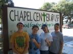 Chapel Work Day 010