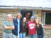 KY Mission team with Manfred
